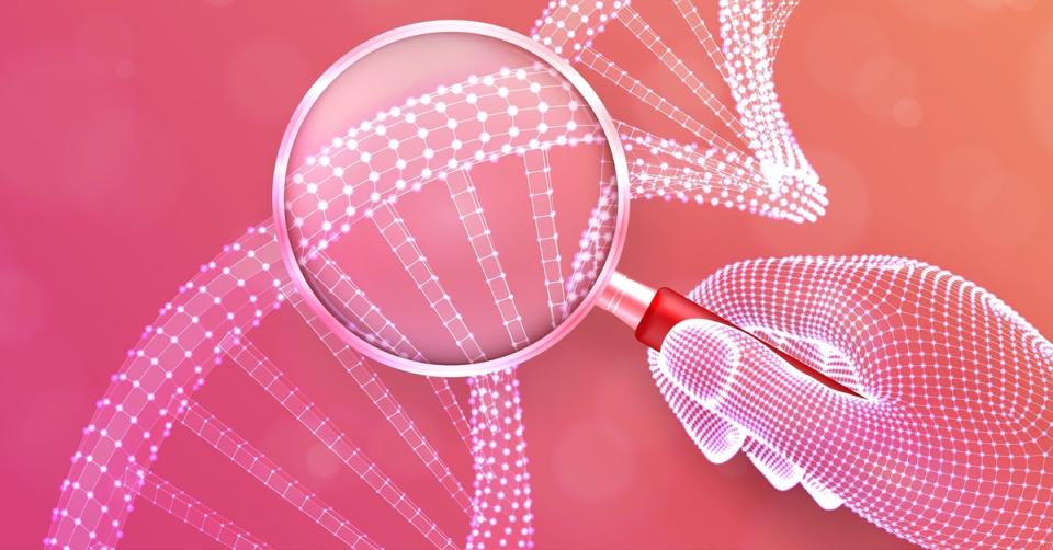 Hereditary disease isn't in our DNA