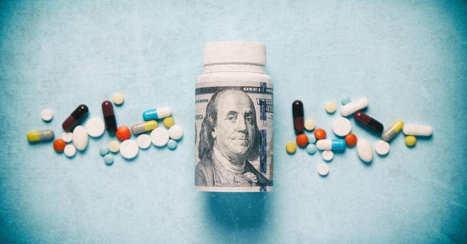 Pharmaceutical profits continue to soar