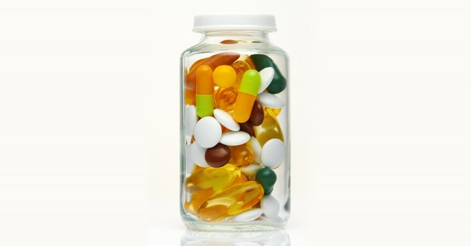 People taking vitamins recover quicker