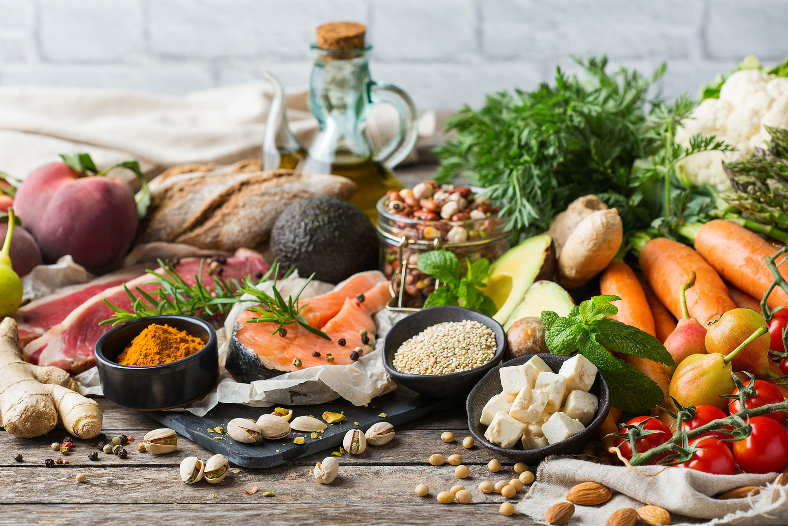 A Med diet stops prostate cancer in its tracks