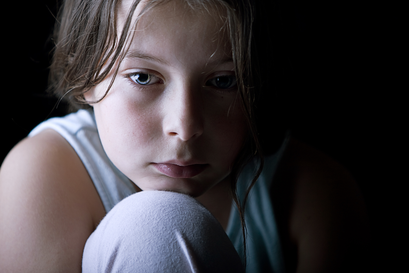 Depressed children face a higher risk of chronic illnesses when they grow up