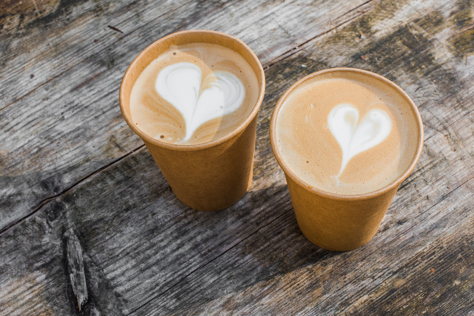 Two cups of coffee reduce heart failure risk