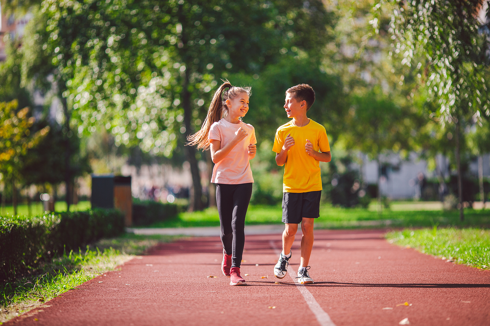 Get your kids running if you want good exam grades